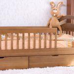 большая детская кроватка для детей фото