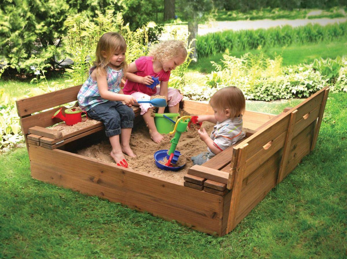 Идеи для дачи и сада для детей своими руками фото