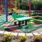 интересный детская площадка для ребенка своими руками