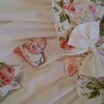 яркий накидка на кроватку в интерьере пример дизайна