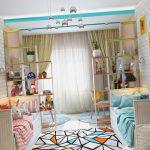 красивая детская спальня для девочки фото
