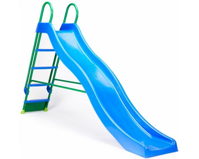 небольшая детская горка вертикальная для игр
