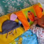 цветной коврик со зверьками фото