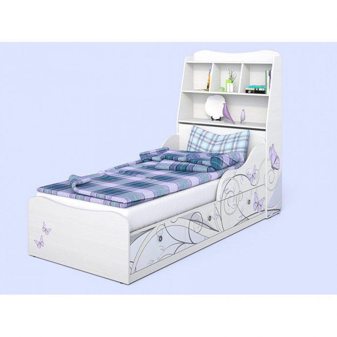 идея детской кроватки трансформера с комодом