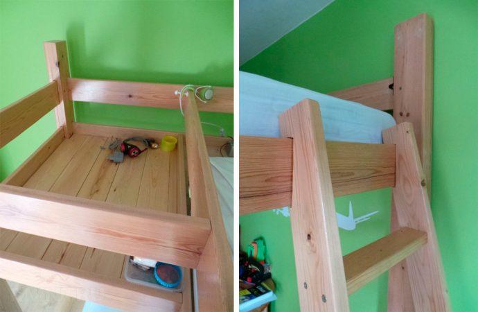 деревянная детская кровать своими руками дизайн фото
