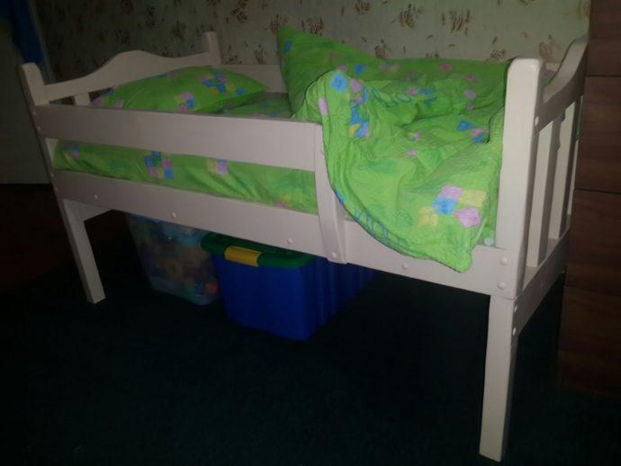 яркая детская кровать своими руками дизайн