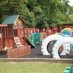 деревянная детская площадка своими руками на даче