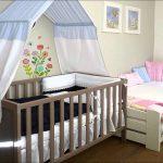 красивая кровать детская из подручных материалов в интерьере фото интерьера