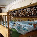 Детская кровать своими руками. Чертежи и фото