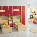 решение комнаты для детей для двоих детей