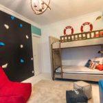 яркая детская комната для двух мальчиков интерьер картинка
