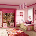 чудесная спальня девочки фото