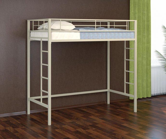 двухъярусная детская кровать чердак в интерьере комнаты