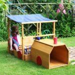 необычный игровая площадка для ребенка своими руками