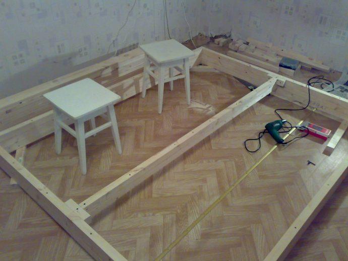 деревянная кровать детская своими руками дизайн фото интерьера