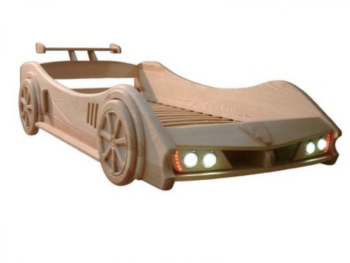 деревянная детская кровать своими руками дизайн пример конструкции
