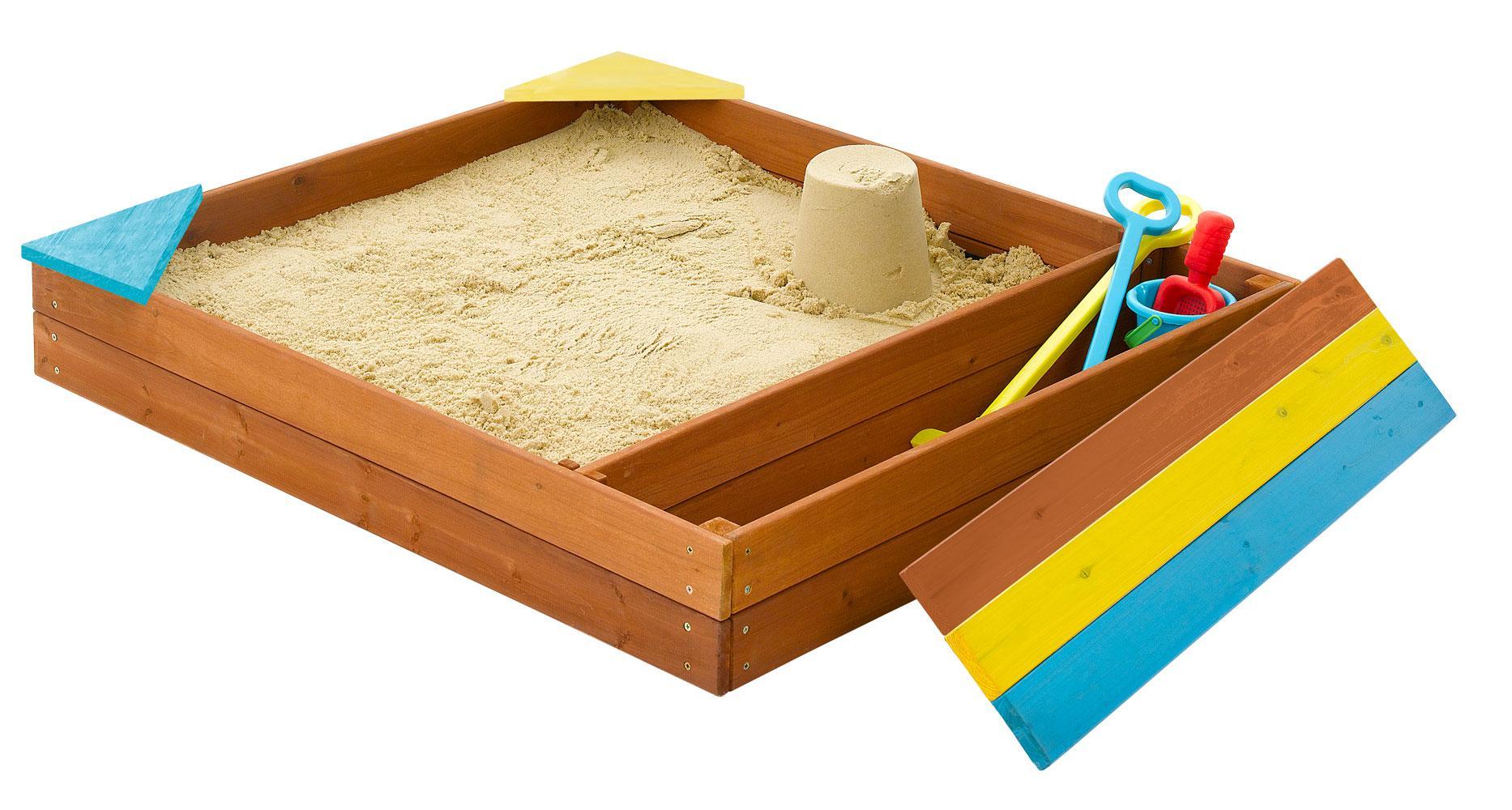 Песочницы для кинетического песка своими руками