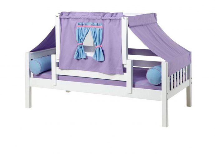 яркая кровать сделанная своими руками дизайн фото интерьера
