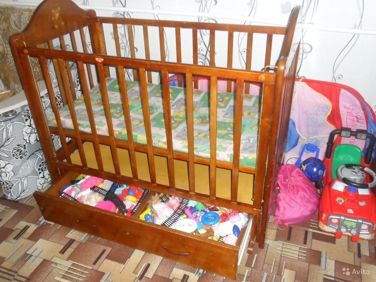 Детская кровать маятниковая своими руками 83