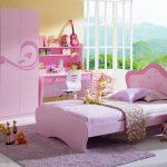 яркая детская мебель в детскую спальню для девочки фото дизайна
