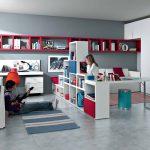 дизайнерская спальня для двух мальчиков дизайн картинка