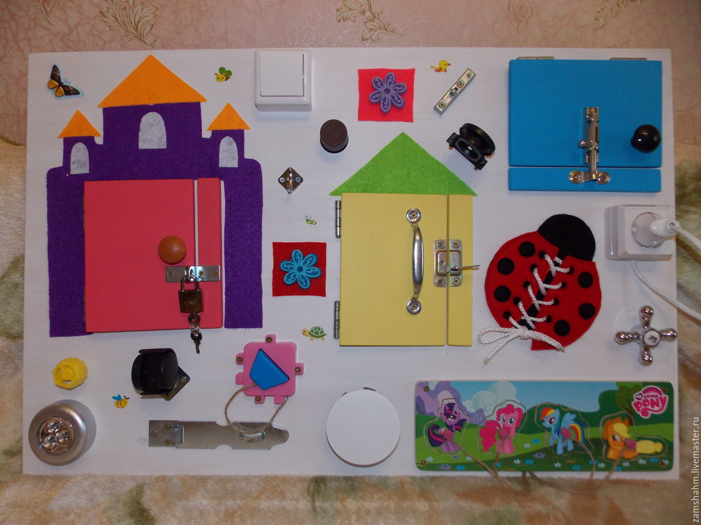 Домик из картона для детей своими руками. Фото 56