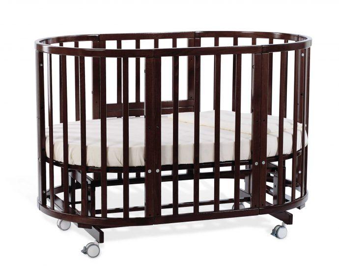 функциональная кроватка трансформер для ребенка