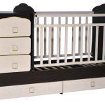 функциональная кровать трансформер для ребенка пример
