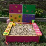 самодельная детская площадка своими руками дома