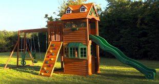 небольшая горка детская для развлечений конструкция
