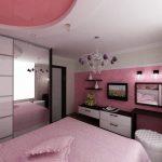 яркая комната для мальчика небольших размеров фото дизайна
