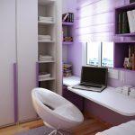 небольшая спальня для мальчика небольших размеров фото дизайна