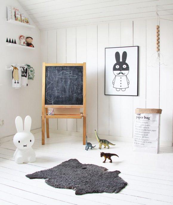 стильная комната в квартире