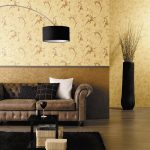 яркие обои в комнату erismann германия дизайн