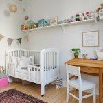 оригинальная детская комната в скандинавском интерьере