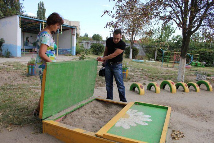игровая песочница для подростков дома своими руками