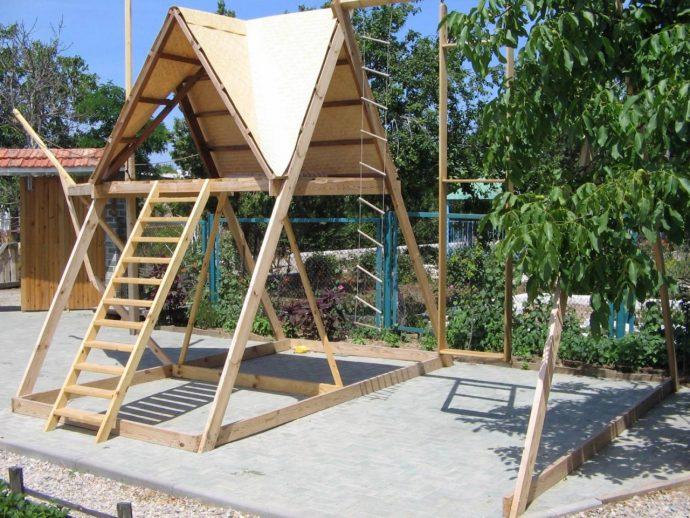 уникальный игровая зона для детей
