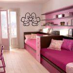 решение детской спальни для пары детей
