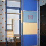 зеркальный шкаф в детскую спальню дизайн