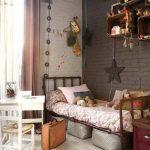 уютная комната в скандинавском стиле