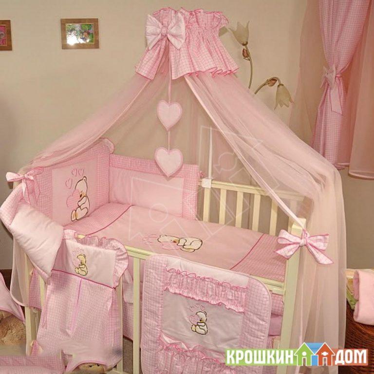 Держатель для балдахин для детской кроватки своими руками