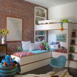 стильная комната в скандинавском дизайне