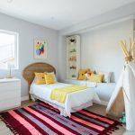 красивая детская комната в квартире