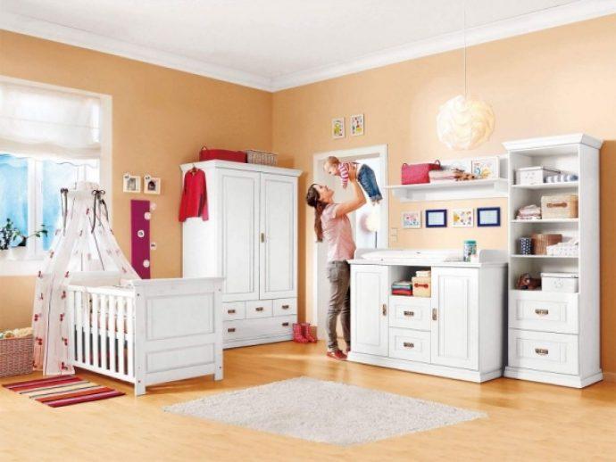 мебель из массива дерева в детской комнате конструкция