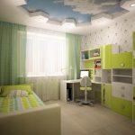 небольшая детская комната маленькая фото дизайна