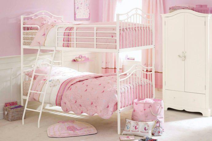 красивая мебель в детскую комнату для девочки фото дизайна