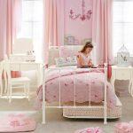 цветная детская мебель в детскую комнату для девочки фото дизайна