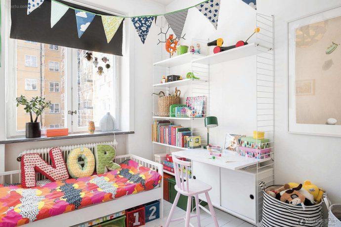оригинальная детская комната в скандинавском стиле