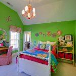 светлая спальня для девочки фото
