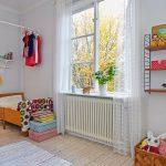 уютная комната в скандинавском дизайне